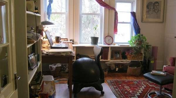 EdithMaxwell office