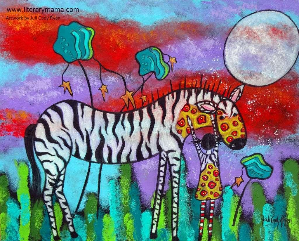 Artwork by Juli Cady Ryan