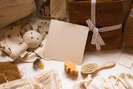 children's belongings