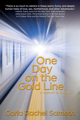 Book Cover One Day on the Gold Line