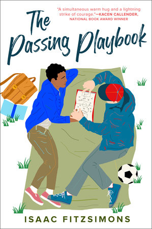 Book Cover for The Passing Playbook