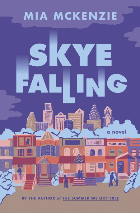 Book cover for Skye Falling